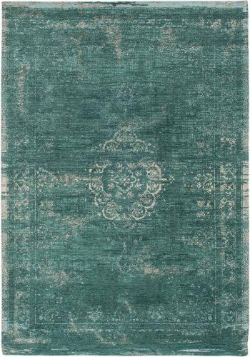 vloerkleed Louis De Poortere AV 8258 Fading World Medaillon Jade