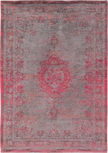 vloerkleed Louis De Poortere AV 8261 Fading World Medaillon Pink Flash