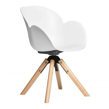 fauteuil Anversa Mistral 384 white 1
